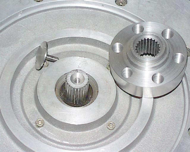 Advanced Electric Vehicle Conversion Project Adapter